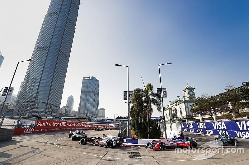 La Formule E travaille sur le futur de la course de Hong Kong