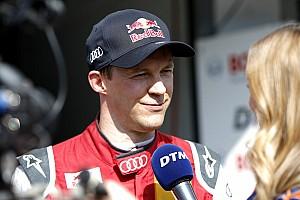 Ekstrom nega un ritorno in DTM con Audi: