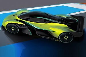 Auto Actualités Aston Martin dégaine la version piste de la Valkyrie!