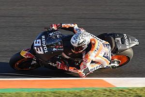MotoGP Testbericht MotoGP-Test Valencia 2017: Marc Marquez fährt an die Spitze
