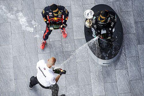 Bottas, ninguneado en el 'Piloto del Día' del GP de Rusia 2020