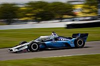 Rahal philosophical on missing chance to win GP of Indy