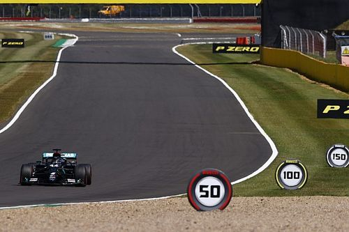 Hamilton: con algunos ajustes ganamos algunas centésimas