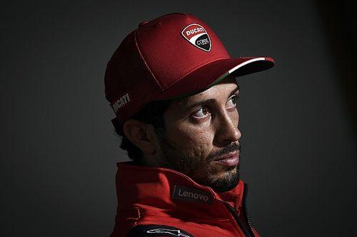 Dovizioso no renovará con Ducati