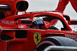 Vettel úgy látja, 2018-ban is túl messzire voltak a címtől