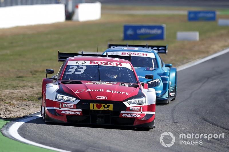 DTM Hockenheim: Rast en Paffett scoren bonuspunten