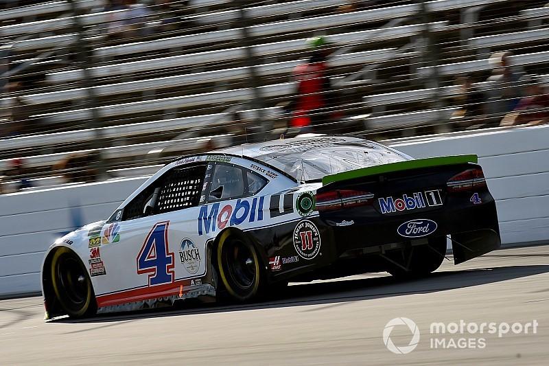 Strafe nach Texas-Sieg: Harvick muss NASCAR-Finalticket neu erkämpfen