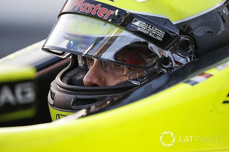 Bourdais manda en la primera práctica libre de Indy en Portland