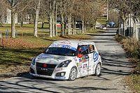 Scalzotto vince la Suzuki Rally Cup a Como