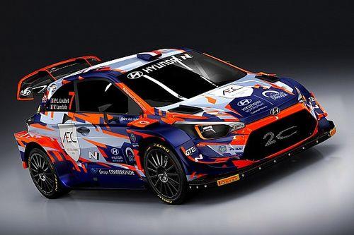 Livery Anyar Mobil Pierre-Louis Loubet di WRC 2021