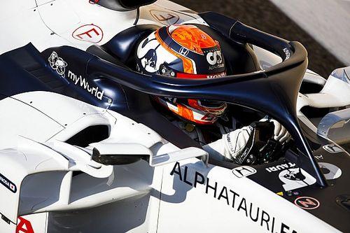 """F1-debutant Tsunoda: """"Ben zeker niet bang om fouten te maken"""""""