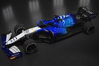 威廉姆斯公布FW43B涂装