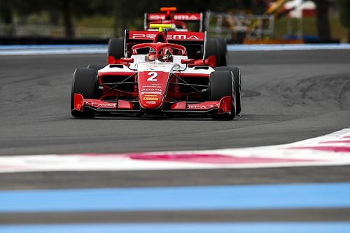 France F3: Arthur Leclerc takes first victory in Prema 1-2
