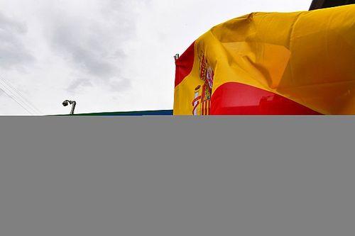 Las mejores fotos de la calma tensa del GP de España de F1