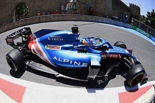 Alpine仍在探寻正赛速度匮乏的原因所在