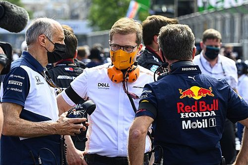 Défaillances des pneus : McLaren déplore le manque de transparence