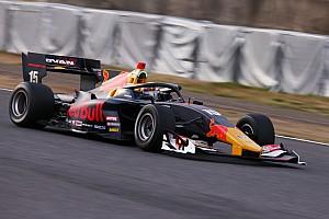 Ticktum: 2019 Super Formula title bid
