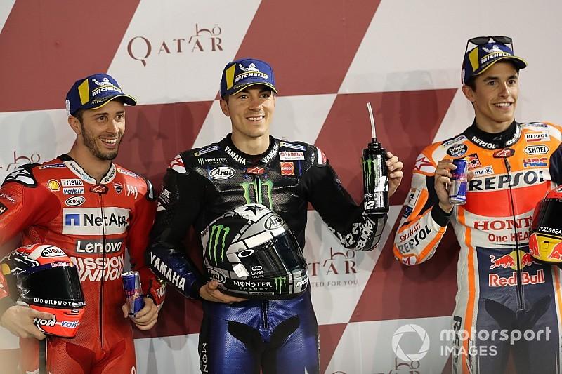 Стартова решітка MotoGP Гран Прі Катару