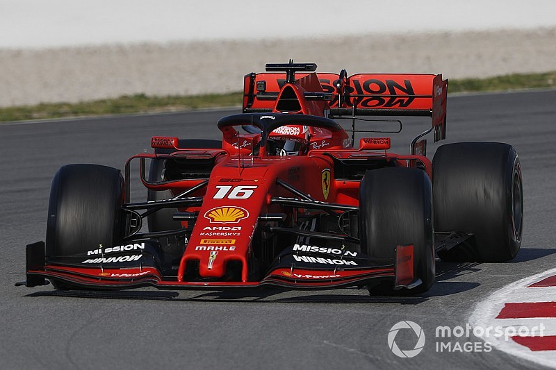 İkinci Barcelona testi 3. gün: Leclerc sabah bölümünde harika turuyla lider
