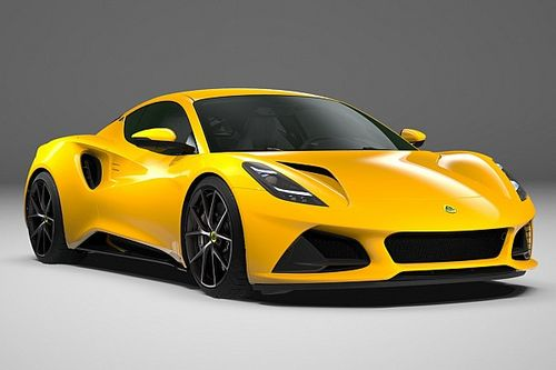 Lotus Emira, la versione di lancio V6 First Edition ha 405 CV