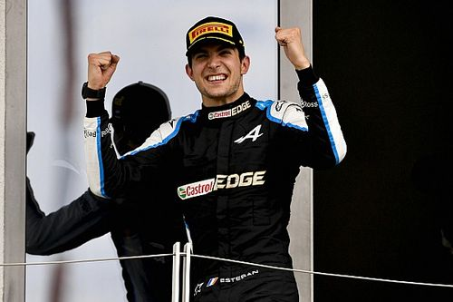 How Ocon's win countered F1's 'billionaire boys' club' image