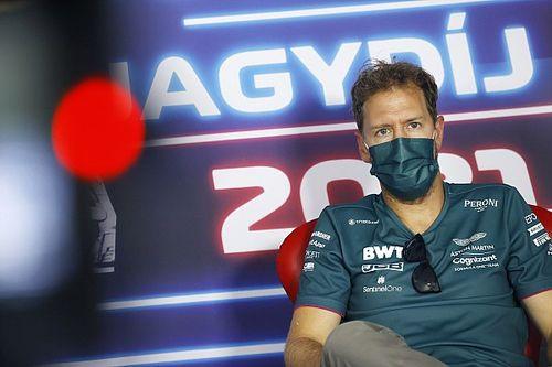 Alasan Vettel Lebih Jagokan Verstappen ketimbang Hamilton