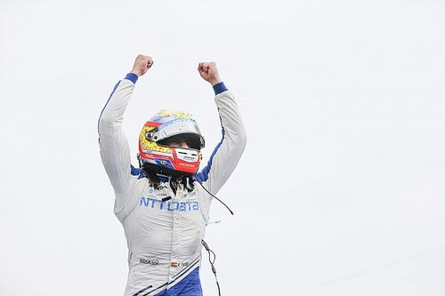 """Palou: """"Mi deseo es volver a ganar en 2022, quiero seguir en IndyCar"""""""