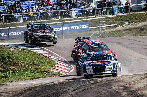 Sweden WRX: Kristoffersson, Hansen tied after qualifying