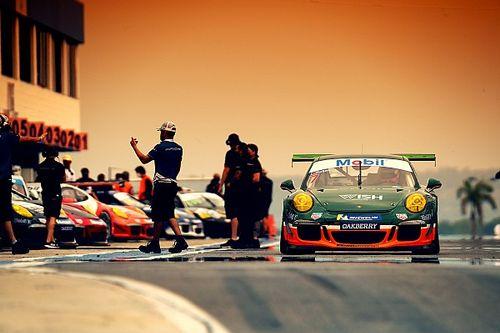 Veja como foi a classificação da Porsche Cup em Goiânia