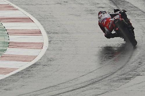 MotoGPエミリアロマーニャFP1:雨のミサノ、ザルコがトップタイム。戴冠かかるクアルタラロは18番手
