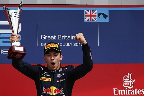 Gasly dedicates maiden GP2 win to hospitalised mother
