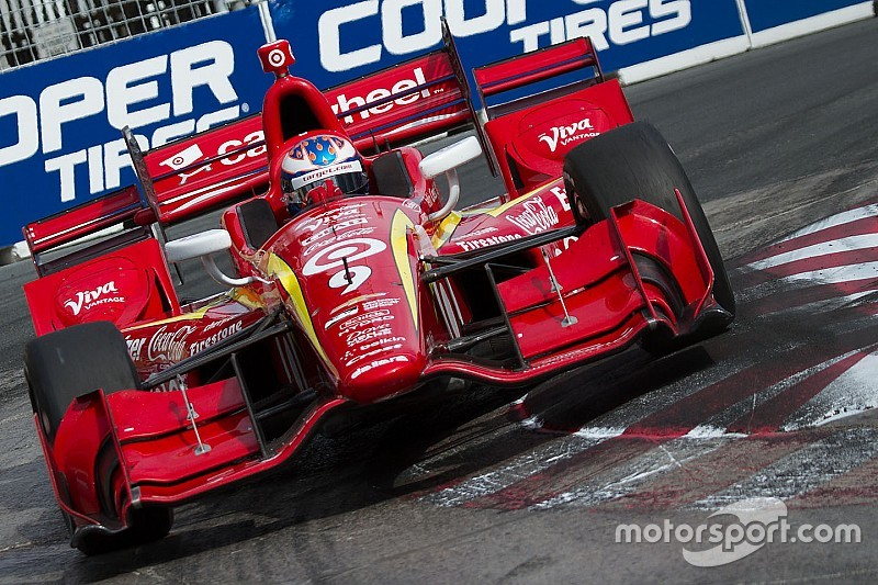 Scott Dixon on making the best of it