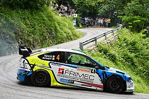 Campionato Italiano WRC Gara Marco Signor si aggiudica il 33esimo Rally della Marca