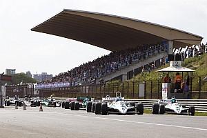 Retro Nieuws Zware crash tijdens Historic Grand Prix Zandvoort