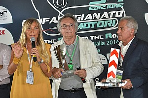 Formula 1 Breaking news Motorsport.com wins prestigious award at Italian Grand Prix