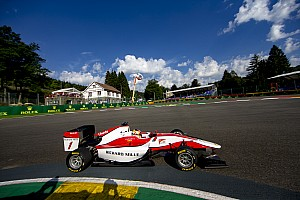 GP3 Race report Spa GP3: Leclerc holds off charging Dennis for win