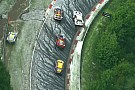 Paran las 24 Horas de Nurburgring a causa de una gran tormenta