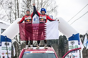 Cross-Country Rally Noticias de última hora Al Attiyah reina en la nevada Baja Rusia