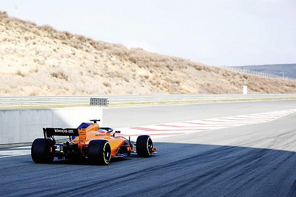 فورمولا 1 أخبار عاجلة ألونسو بعد اختباره لسيارة مكلارين: