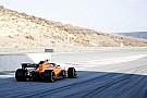 新車初走行のアロンソ「チームを誇りに思う」とファンへメッセージ