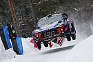 WRC Neuville se mantiene al frente, seguido de cerca por Breen