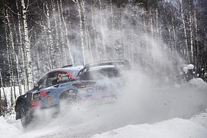 WRC Résultats