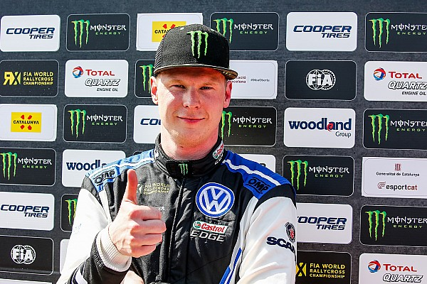 World Rallycross Race report Norway World RX: Kristoffersson takes dominant victory