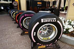 Formel 1 News Pirelli erklärt: So groß sind die Unterschiede zwischen den 2018er-Reifen