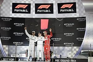 Formula 1 Breaking news Hamilton dan Vettel lebih suka logo lama F1