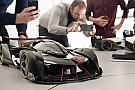 Automotivo Amalgam lança réplica perfeita da McLaren Ultimate Vision GT em escala 1:8