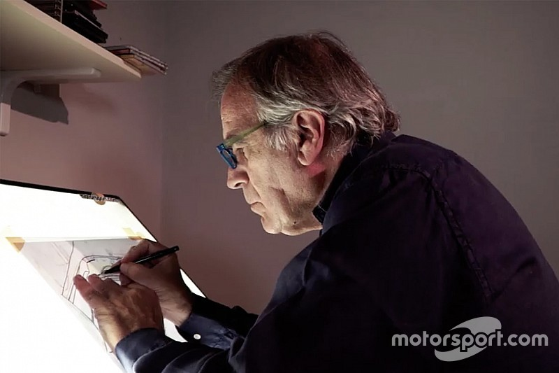 """Illustrating Speed"": TV-Dokumentation über Giorgio Piola"