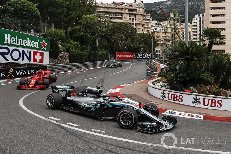 Hamilton invoca un format differente per il GP di Monaco