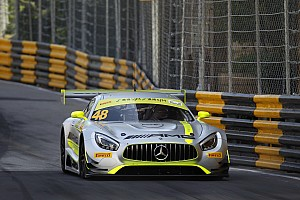 GT Race report Macau GT: Mortara doubles up with main race win