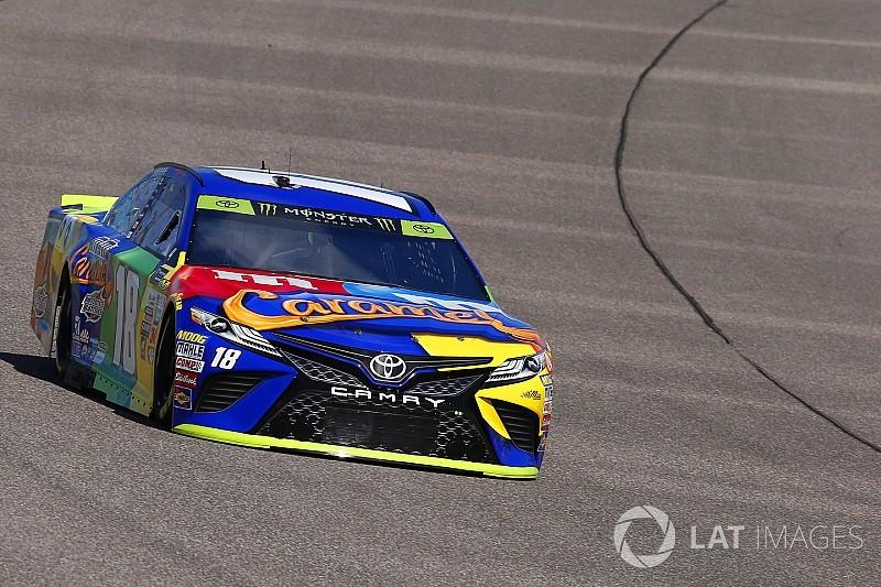 Kyle Busch: Potenzial des Toyotas nicht ausgeschöpft